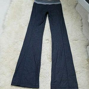 Lululemon Long Flare Legged Yoga Pant
